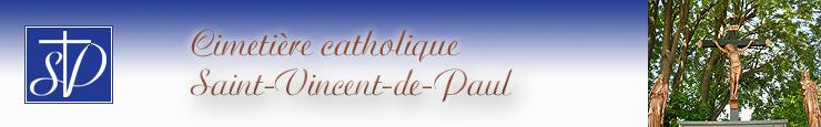 Cimetière St-Vincent-de-Paul