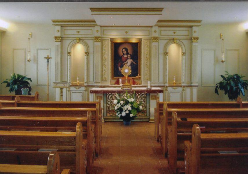 Chapelle de Marie Mère de l'Église